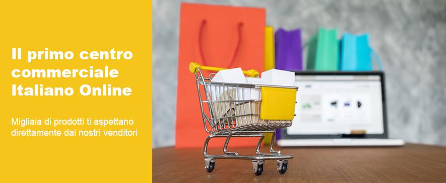 centro commerciale online